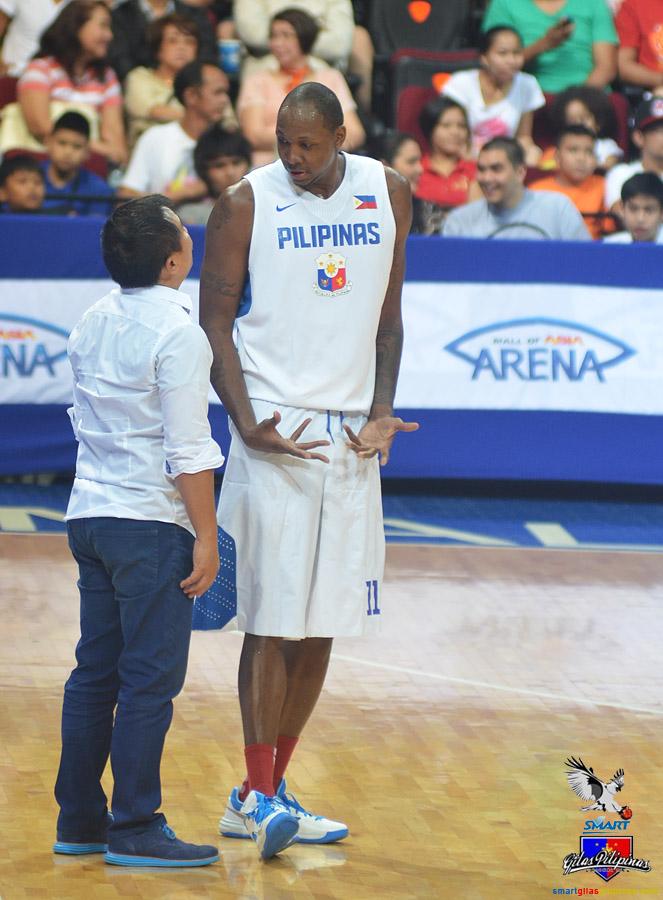 Gilas Pilipinas vs PBA Selection National Tour