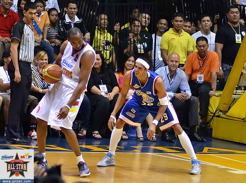 Arwind Santos named Best Player of the Conference
