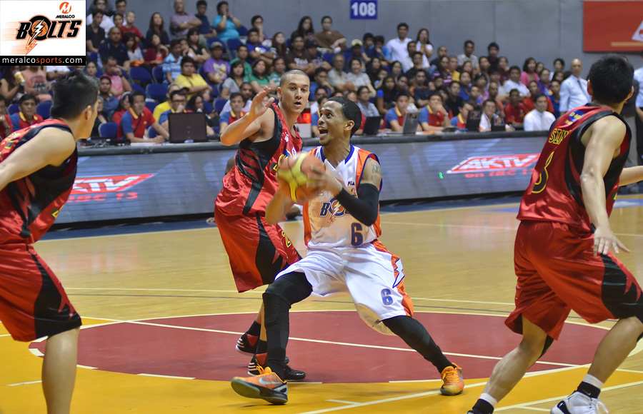 Philippine Basketball Association Trades: Chris Ross for Denok Miranda
