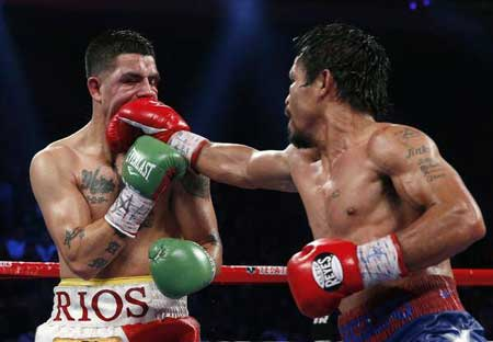 pacquiao-punching-rios