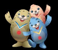 2014 Asian Games Mascots