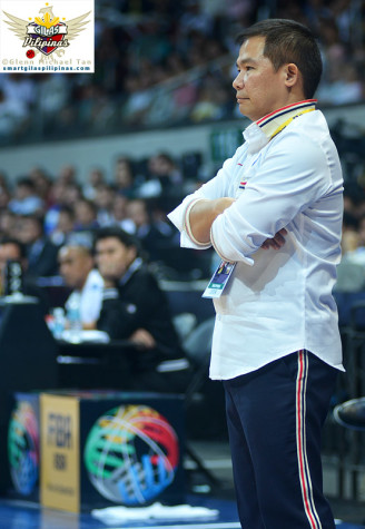 Gilas Pilipinas Head Coach Chot Reyes