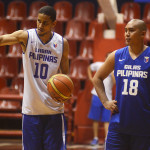 Gilas Pilipinas 1st Practice Photo Gallery