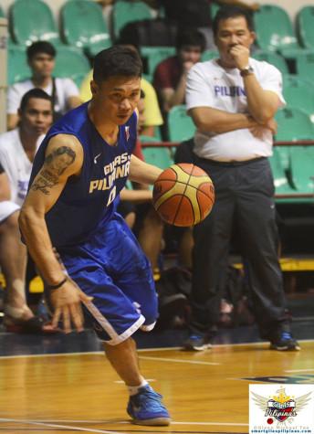 Gary David Gilas Pilipinas