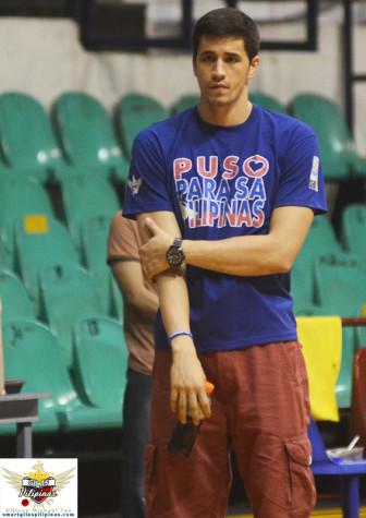 Marc Pingris Gilas Pilipinas