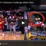 2014 PBA All-Star Obstacle Challenge Video