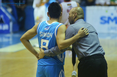 Jeffrey Cariaso and Peter June Simon