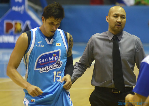 Jeffrey Cariaso New Ginebra Coach