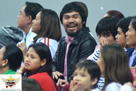 Manny Pacquiao Gilas Pilipinas