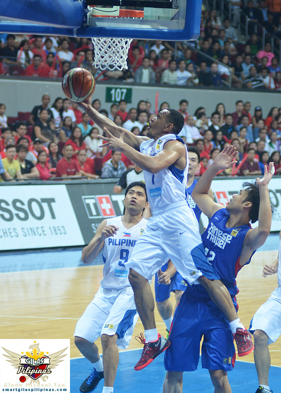 Marc Pingris - Smart Gilas Pilipinas