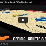 2014 FIBA World Cup Official Courts