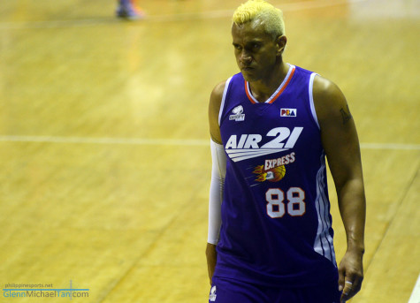 Asi Taulava - Air 21