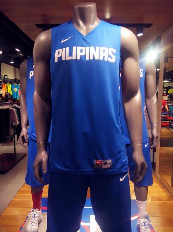 Gilas Pilipinas Nike Jerseys
