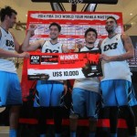 Congratulations Manila West – FIBA 3×3 World Tour Manila Champions