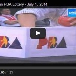 PBA Draft Lottery Video and Statement by PBA Commissioner