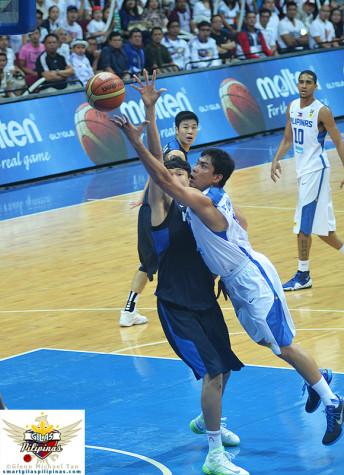Ranidel de Ocampo - Gilas Pilipinas