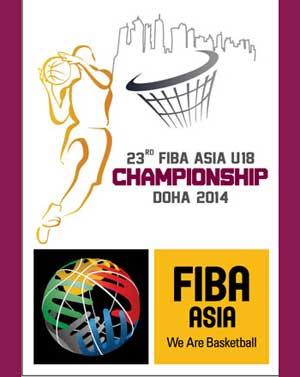 2014 FIBA Asia U18 Championship