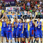 Batang Gilas FIBA Asia U18 Championship 2014