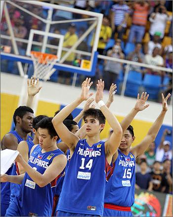 Batang Gilas FIBA Asia U18 Championship
