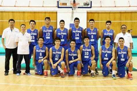 Batang Gilas U17 Philippine Team