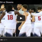team-usa-vs-slovenia-highlights-video