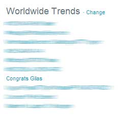 Congrats Gilas Twitter Trending Worldwide