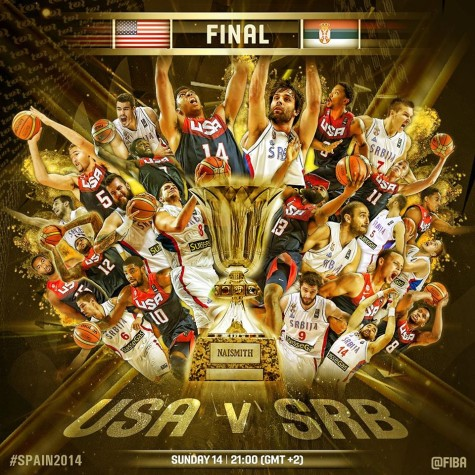 FIBA World Cup Finals: USA vs Serbia