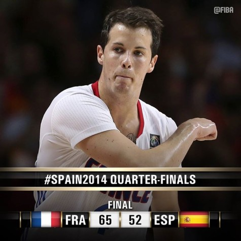 FIBA World Cup Quarterfinals Results Day 2