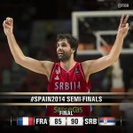 FIBA World Cup Semifinals Results: Serbia defeated France