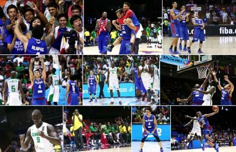 Gilas Pilipinas Victory Photos