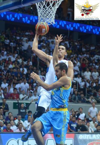 Japeth Aguilar vs Kazakhstan