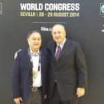 Manuel V Pangilinan FIBA Central Board