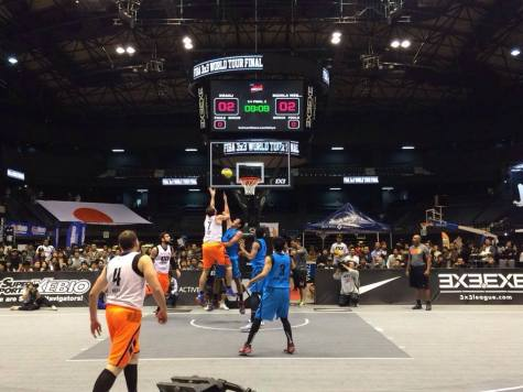Manila West vs Kranj FIBA 3x3 Quarterfinals