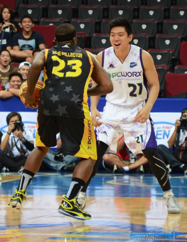 Bone Collector vs Jeron Teng