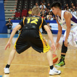 Kiefer Ravena vs The Professor