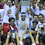 Arwind Santos- PBA Finals MVP