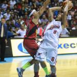 Calvin Abueva vs Arwind Santos