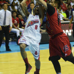Calvin Abueva and June Mar Fajardo