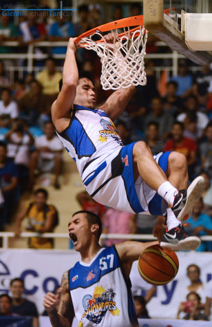 Jeric Fortuna Dunk