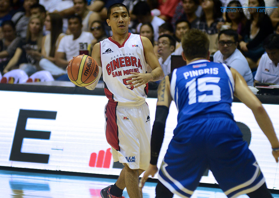 LA Tenorio out of 2015 FIBA Asia | Gilas Pilipinas