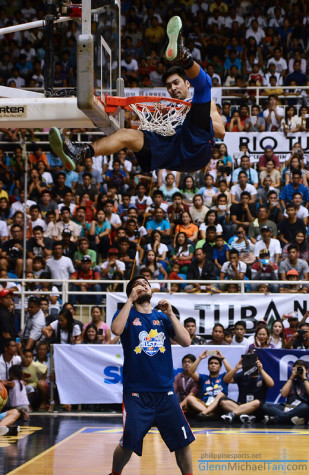 Rey Guevarra - Slam Dunk Champion