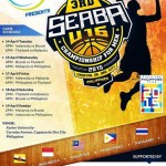 2015 SEABA U16 Championship Schedule