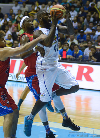 Ivan Johnson vs Beau Belga