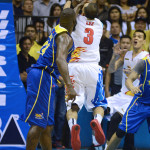Paul Lee vs Ivan Johnson