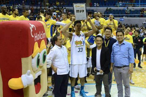 Ranidel de Ocampo - Finals MVP