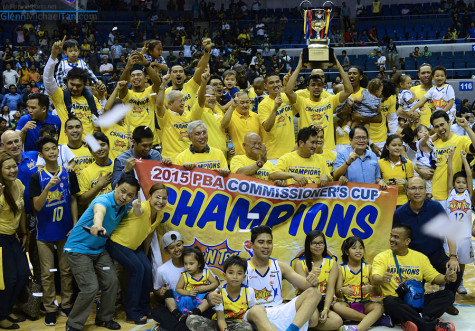 Congrats Talk N Text - PBA Commissioners Cup Champions