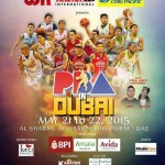 PBA in Dubai 2015