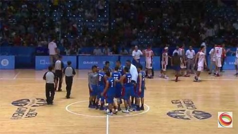Gilas Cadets vs Indonesia - 2015 SEA Games
