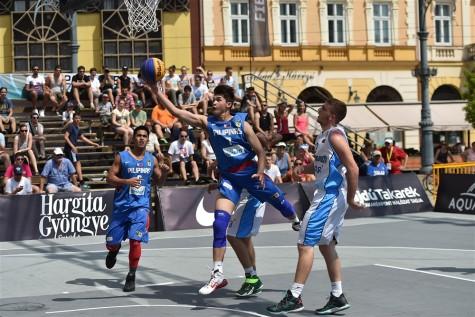 Kobe Paras vs Uruguay