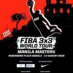 2015 FIBA 3x3 World Tour Manila